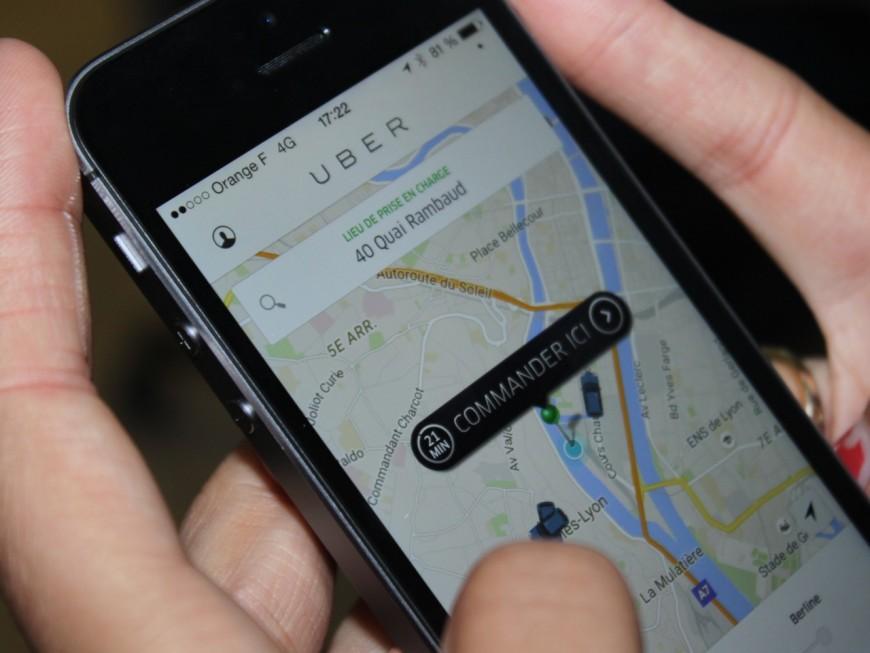 Lyon : les tensions entre les taxis et les chauffeurs UberPOP se multiplient