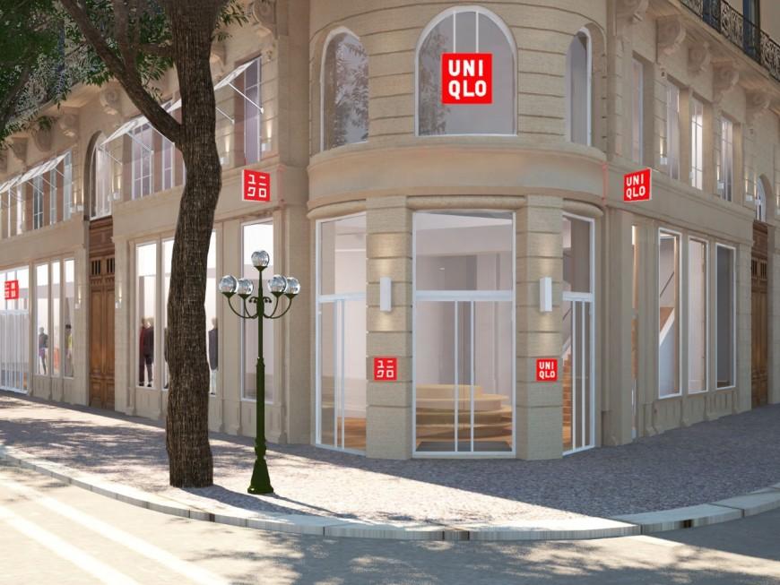Lyon : Uniqlo ouvrira en septembre 2017 dans le quartier de Grolée