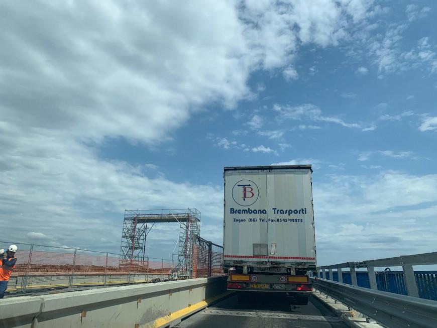 Pont de Givors: moins d'embouteillages prévus