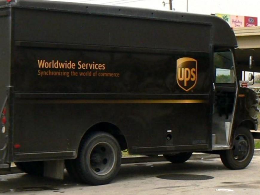UPS poursuit son implantation à Lyon