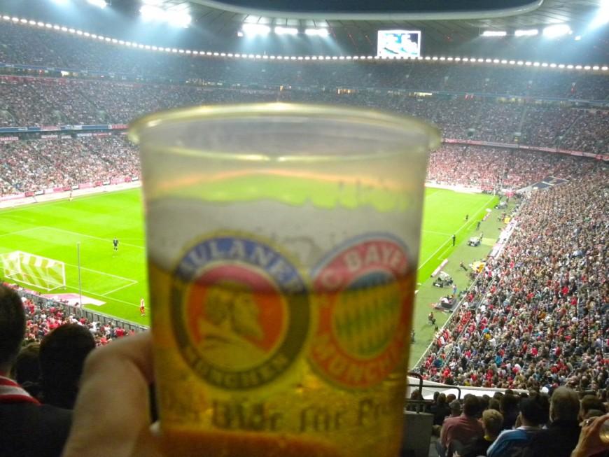 Grand Stade de l'OL : et si la bière était la clé pour attirer de nouveaux abonnés ?