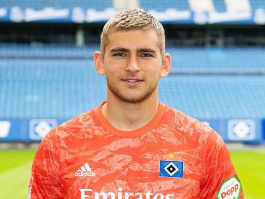 OL: le gardien allemand Julian Pollersbeck est Lyonnais (officiel)