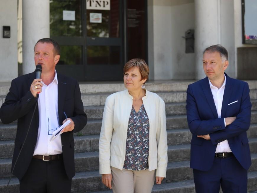 Elections 2020 : alliance EELV-Gauche Unie à Villeurbanne, avant d'officialiser toute la Métropole ?