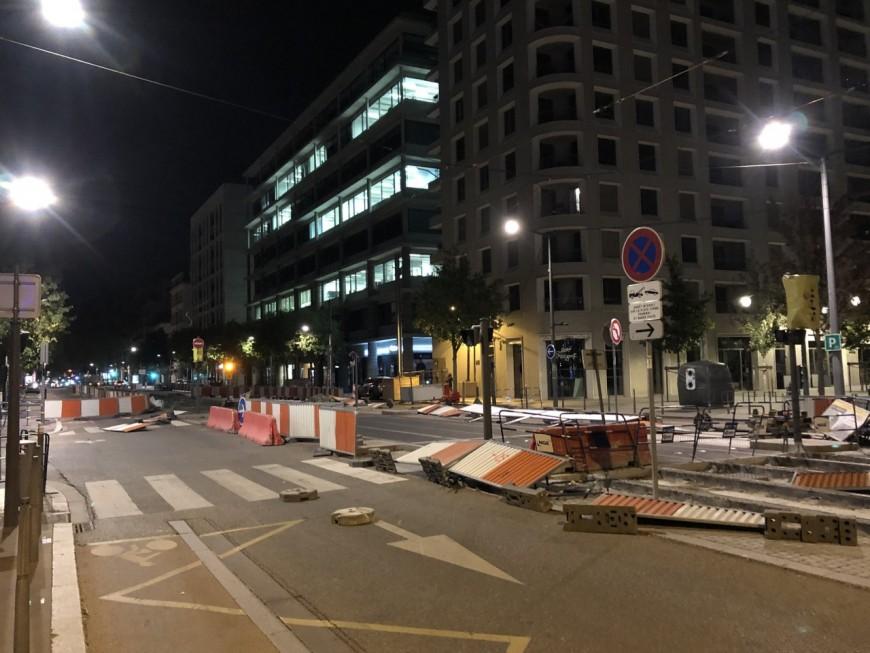Vents violents : des dizaines d'interventions de pompiers dans la Métropole de Lyon