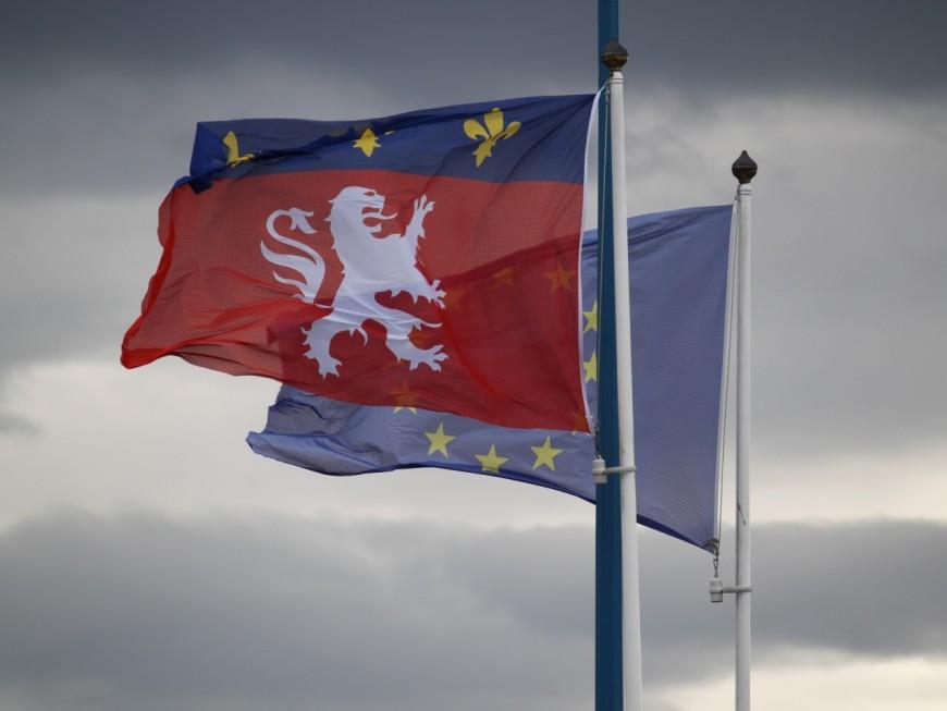Vents violents : le Rhône de nouveau en vigilance orange ce lundi