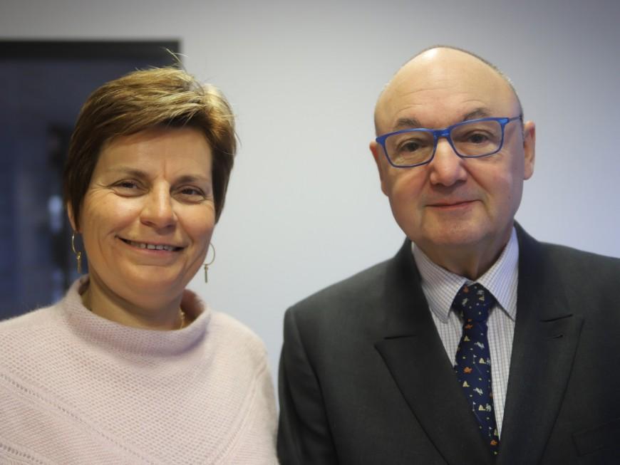 """Béatrice Vessiller : """"Faire qu'on respire mieux à Villeurbanne"""""""