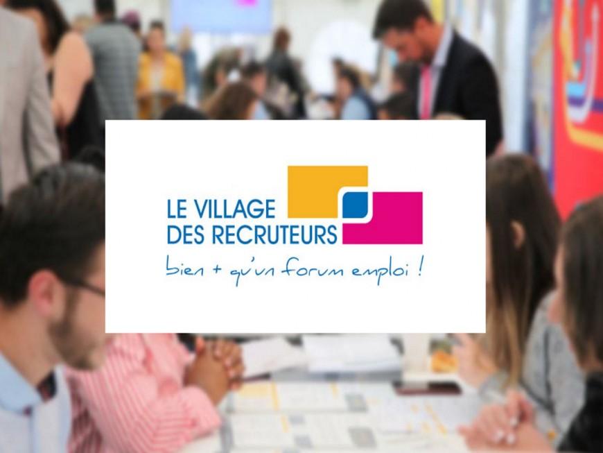 Lyon : un Village des Recruteurs 100% en ligne cette année