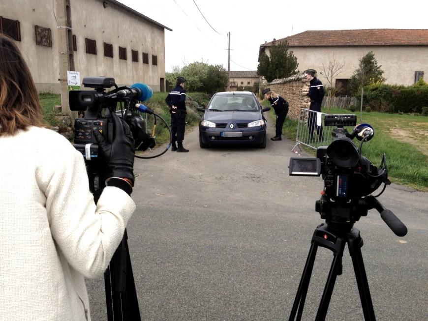 Libération des otages : le soulagement à Régnié-Durette dans le Rhône