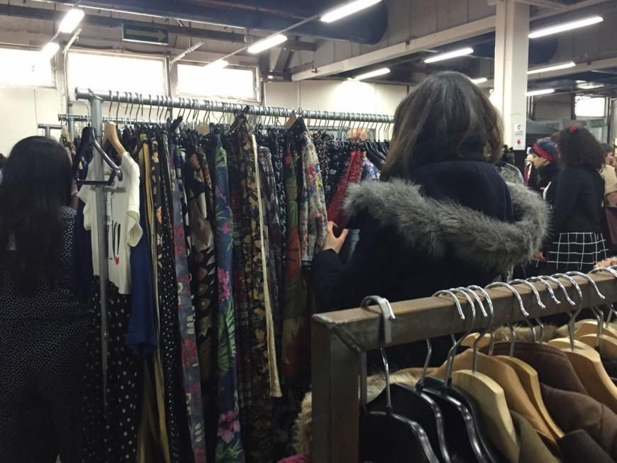 Le Marché de la Mode Vintage s'installe au Double Mixte ce week-end