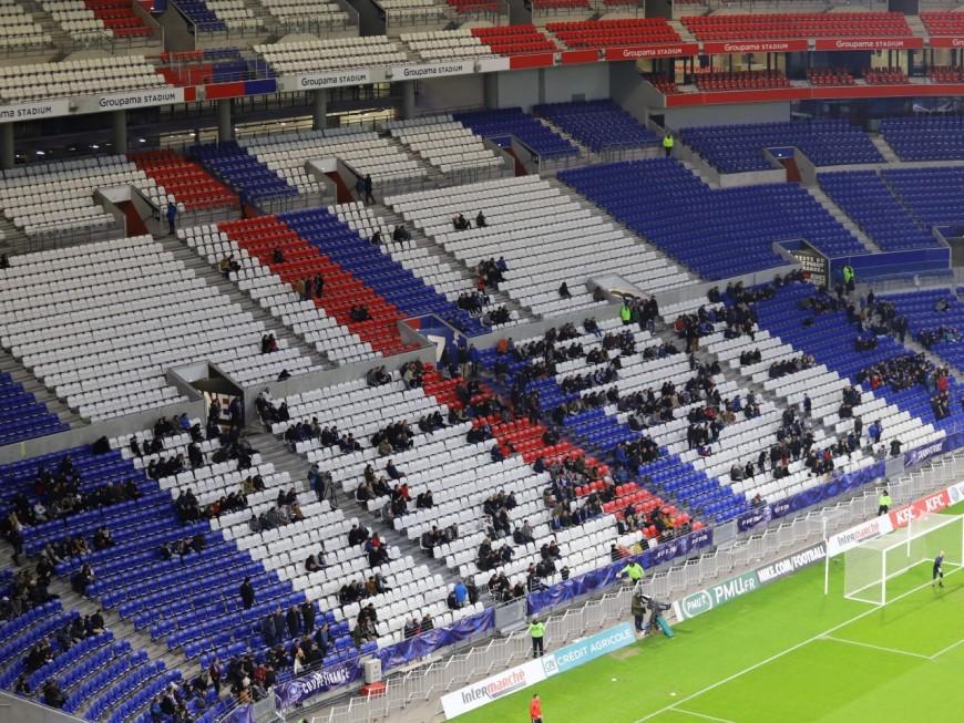 OL :  finalement 8 000 spectateurs lors du 1er match de Ligue 1 ?