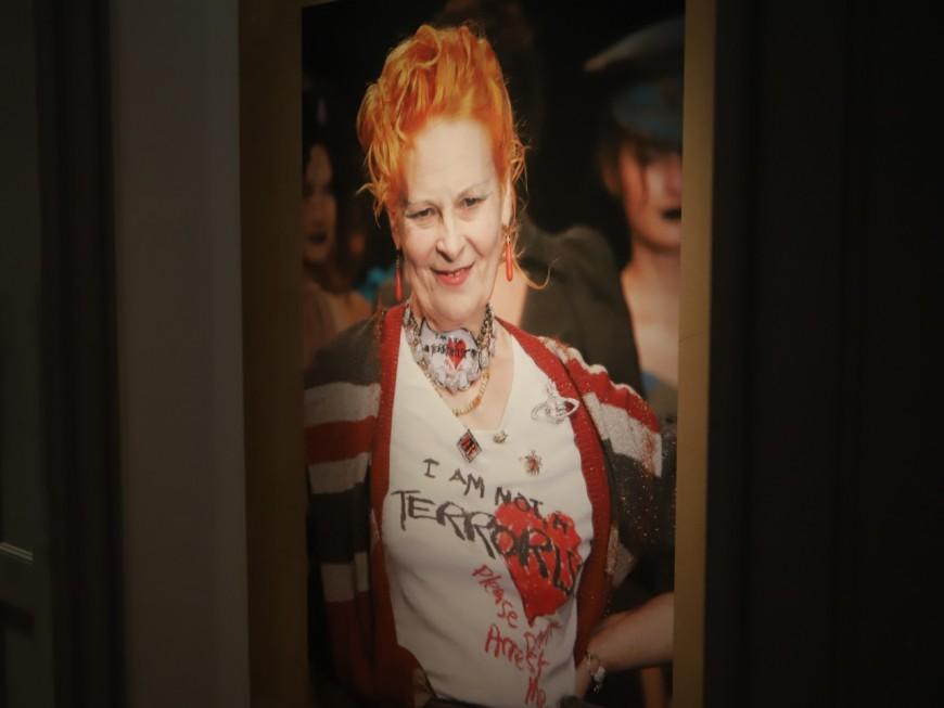Lyon : une exposition sur le génie de Vivienne Westwood, l'enfant terrible de la mode