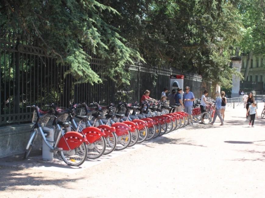 Saint-Cyr veut voir s'implanter des vélo'v sur sa commune