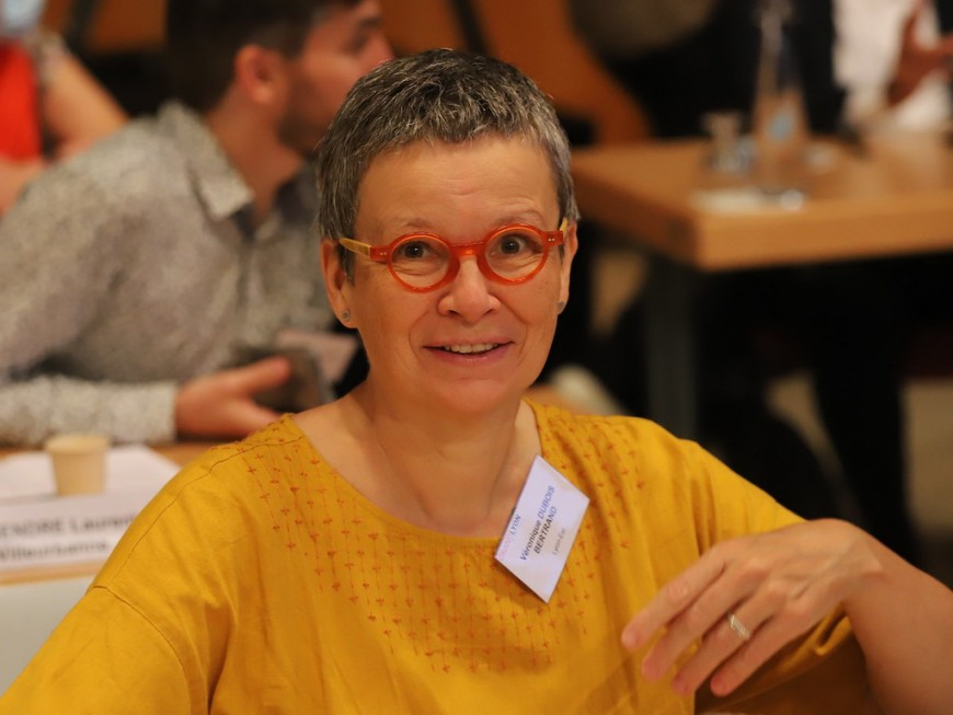 Lyon: Véronique Dubois-Bertrand (EELV) devient maire du 3earrondissement
