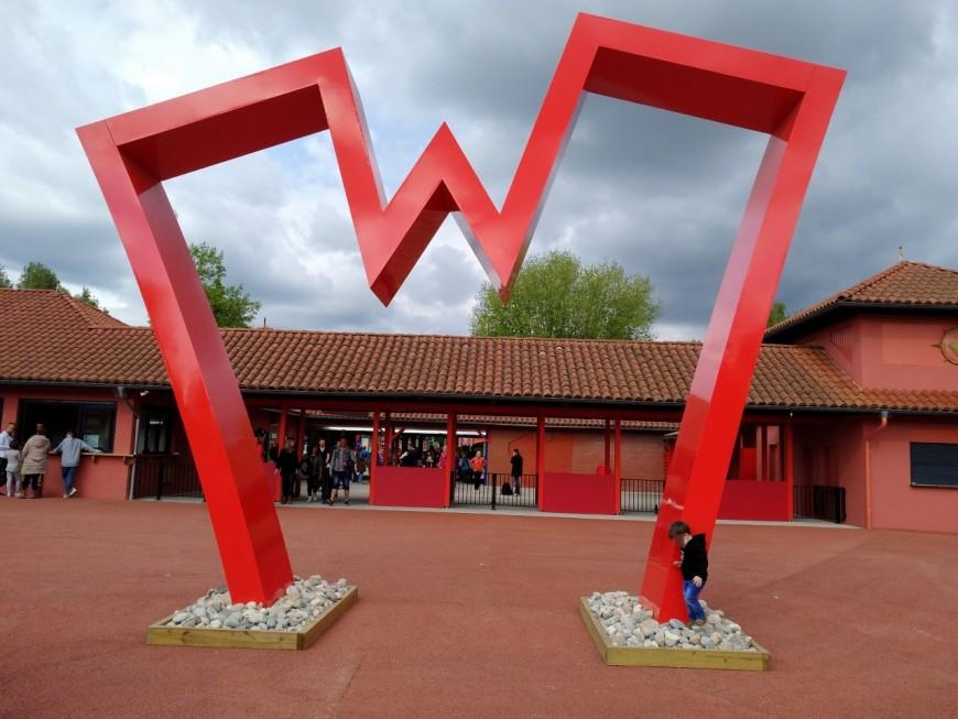Fréquentation en hausse pour le parc Walibi Rhône-Alpes