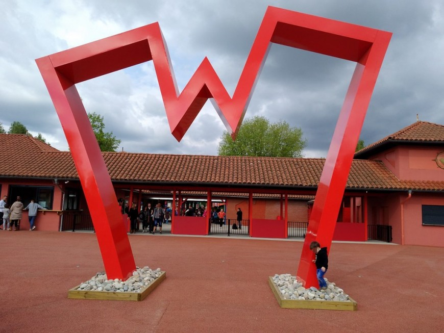 3 500 visiteurs pour la réouverture de Walibi Rhône-Alpes
