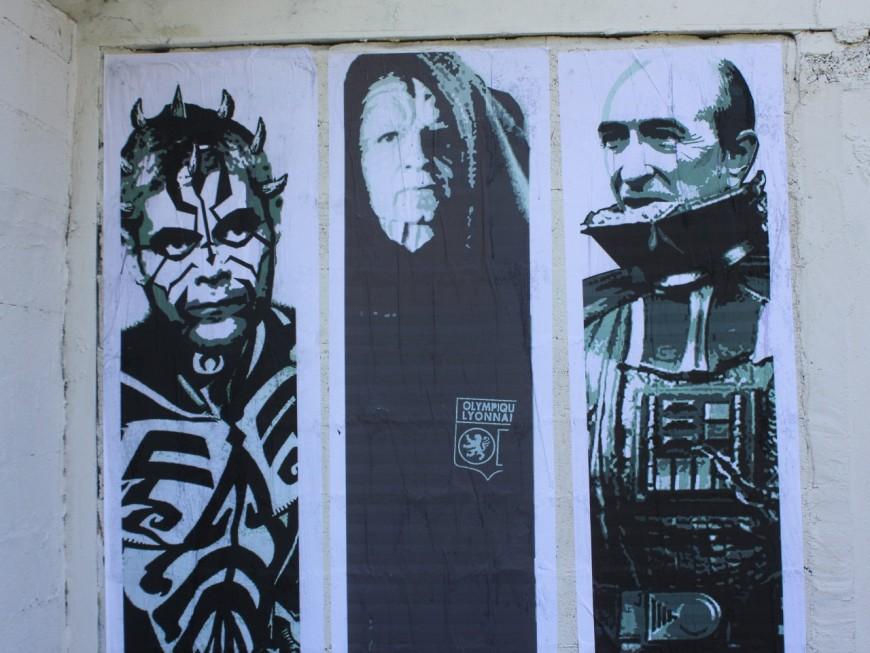 Star Wars : Dark Collomb rejoint par Aulas, Wauquiez et Vallaud-Belkacem
