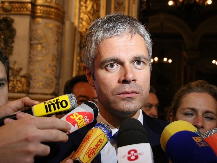 Présidence des Républicains : les conseillers régionaux LR soutiennent Laurent Wauquiez