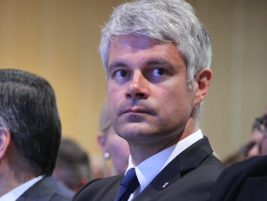 """Laurent Wauquiez veut faire d'Auvergne-Rhône-Alpes """"un modèle en France"""" sur la question du handicap"""