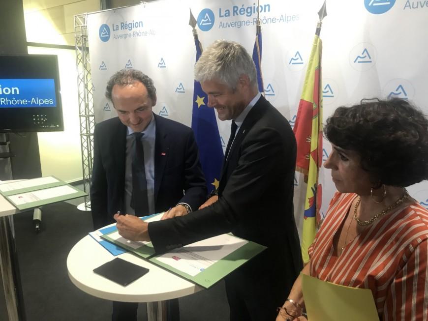 Fermeture des guichets : la Région et la SNCF ont signé un moratoire