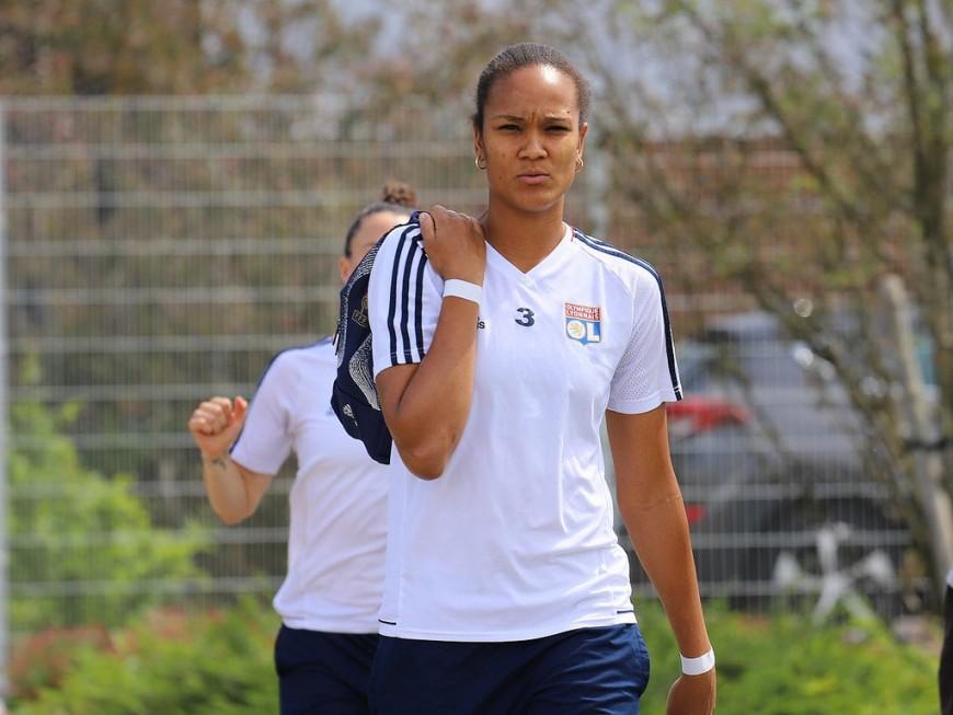 Foot : sept Lyonnaises appelées en équipe de France