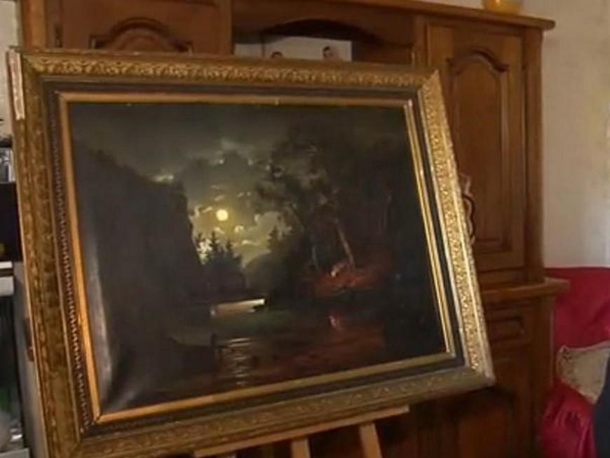 """Villeurbanne : le """"tableau de Renoir"""" authentifié cette semaine ?"""