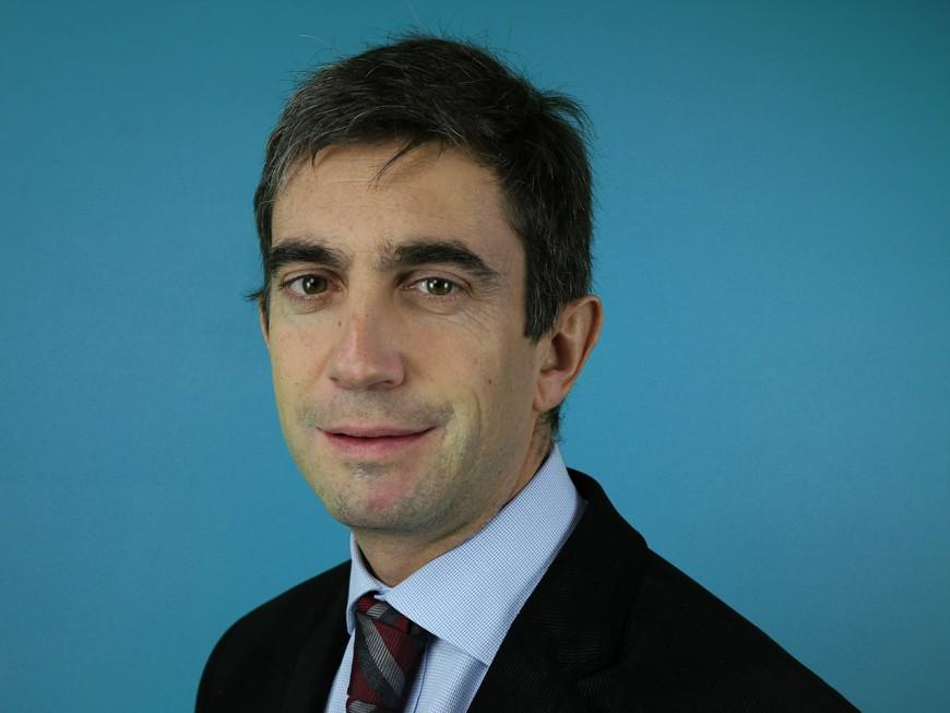 """Yann Roubert, président du LOU Rugby : """"L'emménagement dans notre nouveau Matmut Stadium de Gerland fait beaucoup de bien"""""""