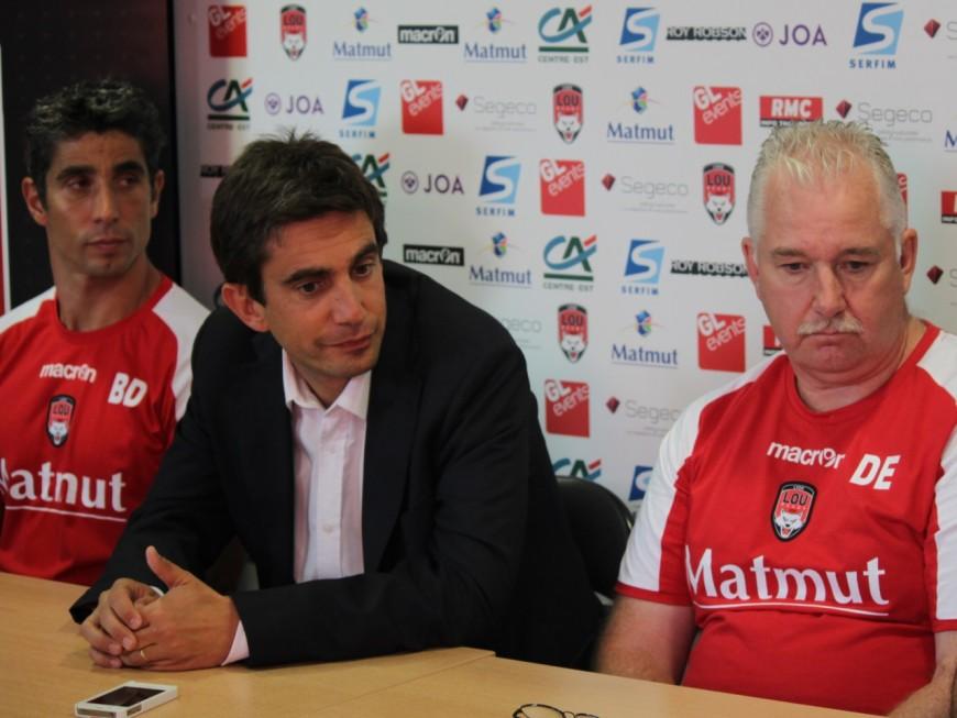 """Le LOU Rugby veut """"tourner définitivement la page de la saison dernière"""""""