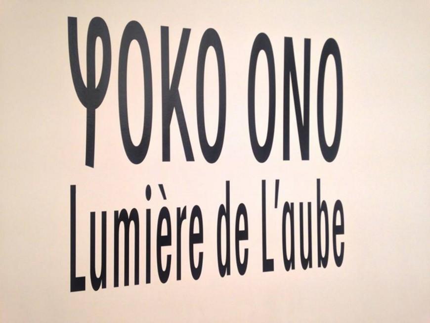 Exposition de Yoko Ono à Lyon : plein feu sur la lumière de l'aube