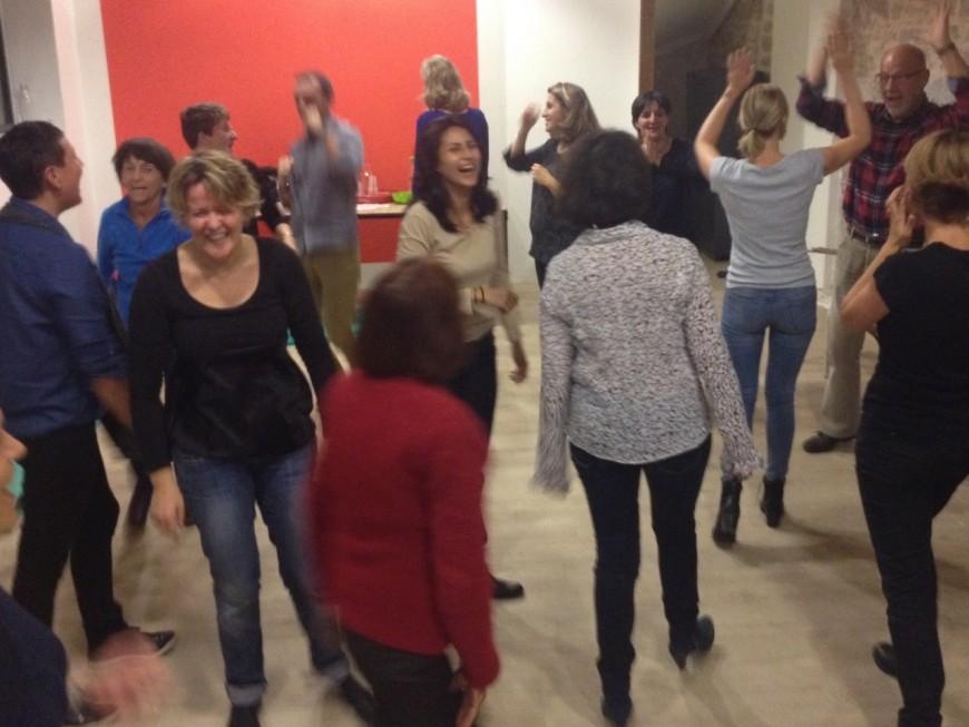 Le yoga du rire redonne le sourire aux Lyonnais !