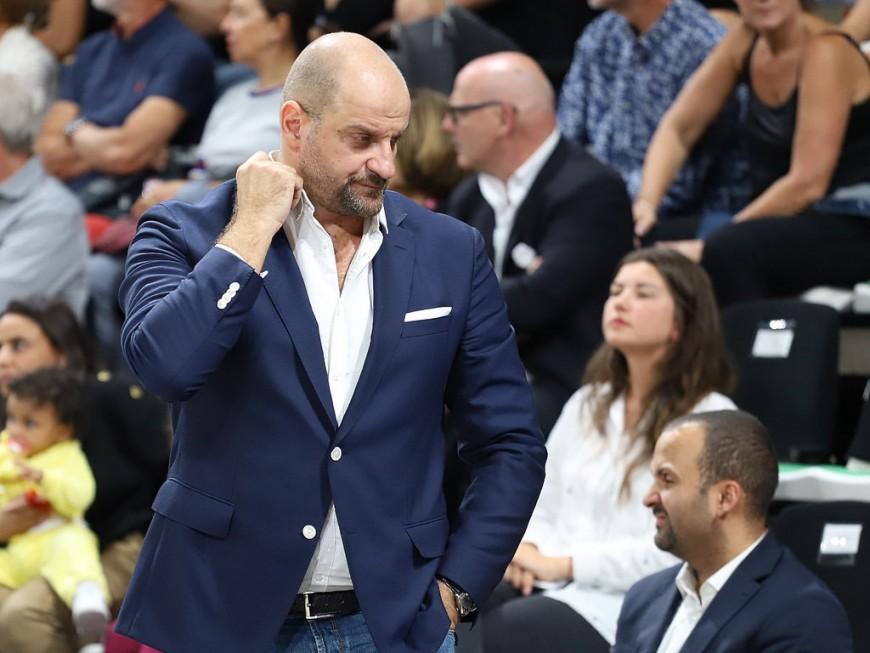 Euroleague : l'ASVEL dans le vif du sujet face à l'Olympiakos le 3 octobre