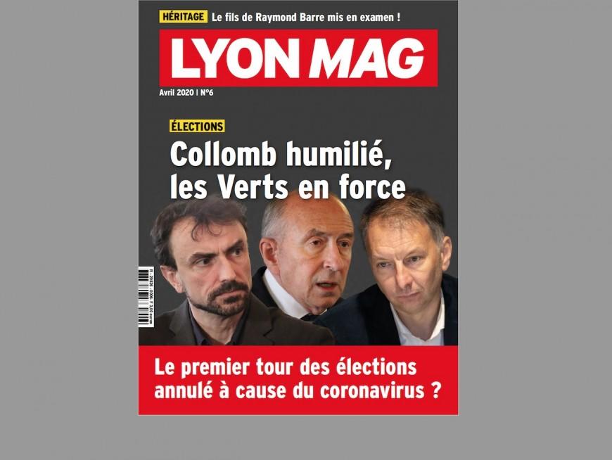 Et si on annulait le 1er tour des élections à Lyon en Une de LyonMag !