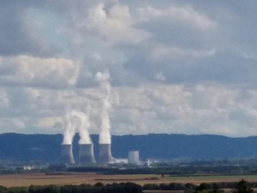 Genève porte à nouveau plainte contre la centrale du Bugey