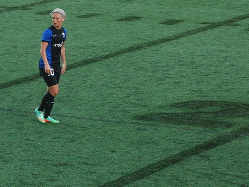 Star du football féminin, Jessica Fishlock rejoint l'OL
