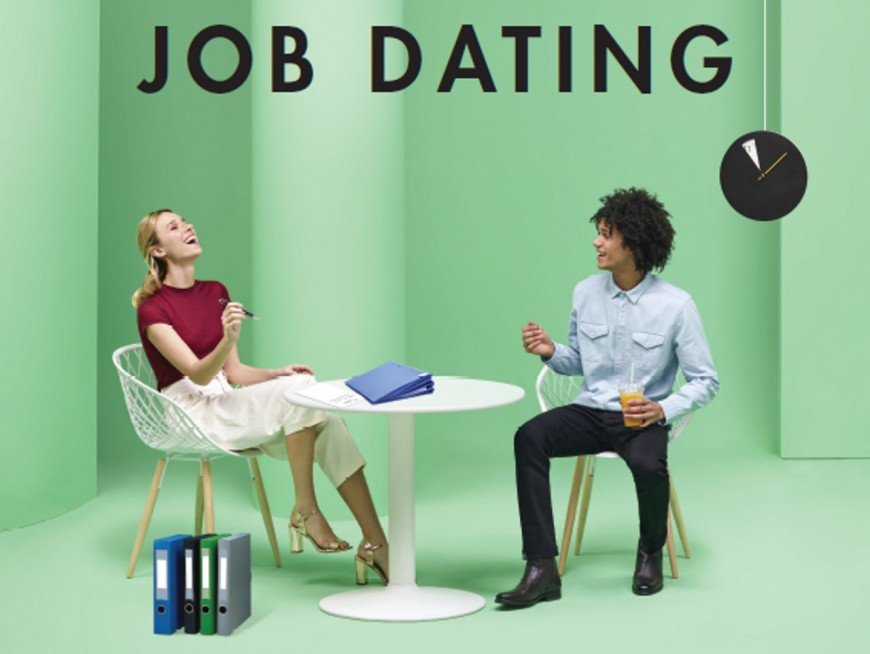 Un job dating au centre commercial Ecully Grand Ouest