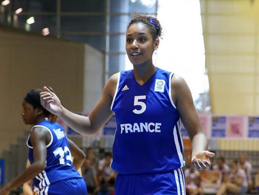 Marième Badiane (Lyon ASVEL Féminin) appelée en équipe de France