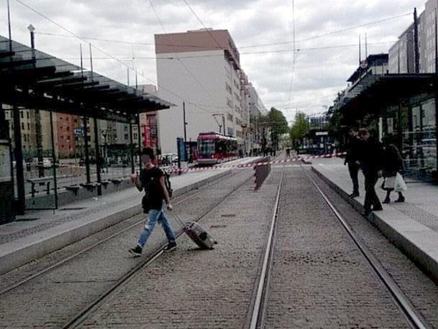 Un colis suspect signalé à la Part-Dieu, les tram T3 et T4 perturbés