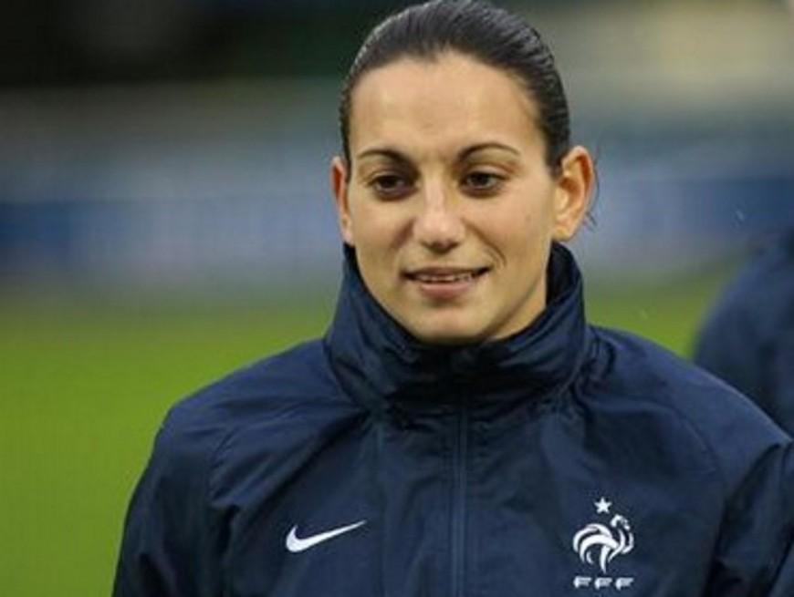 Aurélie Kaci (OL féminin) victime d'une rupture du ligament croisé
