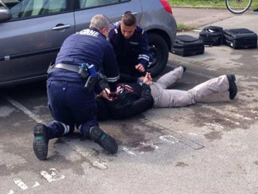 Deux convois de drogue interceptés en une seule journée au sud de Lyon