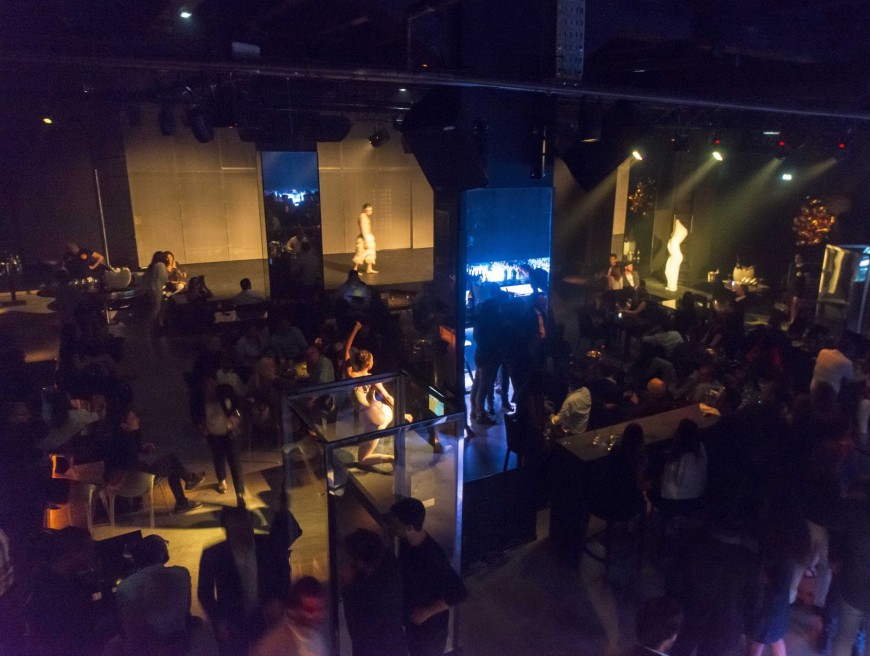 Une revue de music-hall s'invite à Lyon !