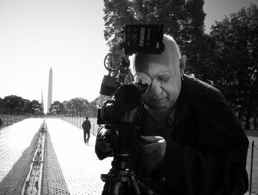 Raymond Depardon prix de la personnalité culturelle de l'année 2010