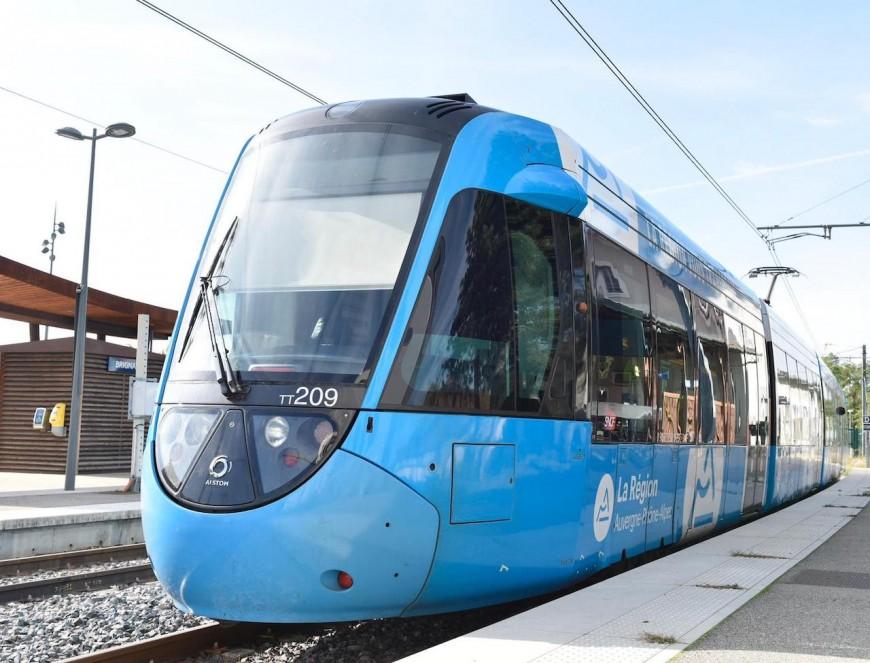 Près de Lyon : Laurent Wauquiez et la Région portent le projet de tram-train de Brignais à Givors