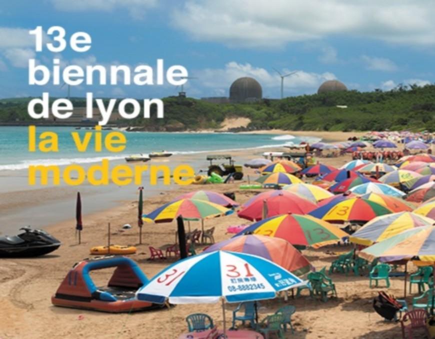 Lyon : la prochaine biennale d'art contemporain se dévoile