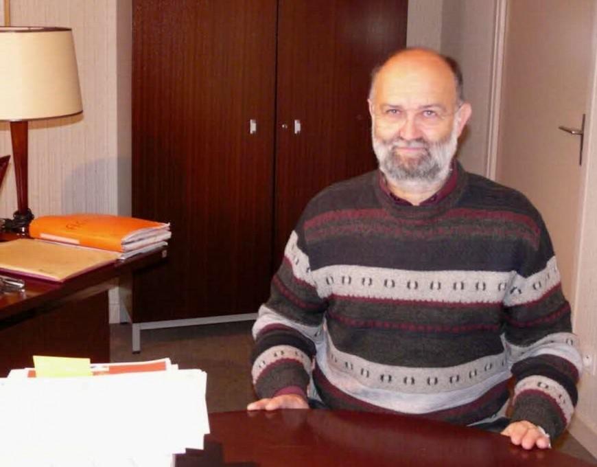 Christian Rivoire, maire de Saint-Genis-l'Argentière est décédé