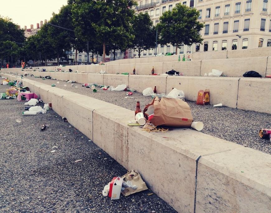 Lyon : des étudiants mobilisés pour une opération nettoyage des berges du Rhône ce week-end
