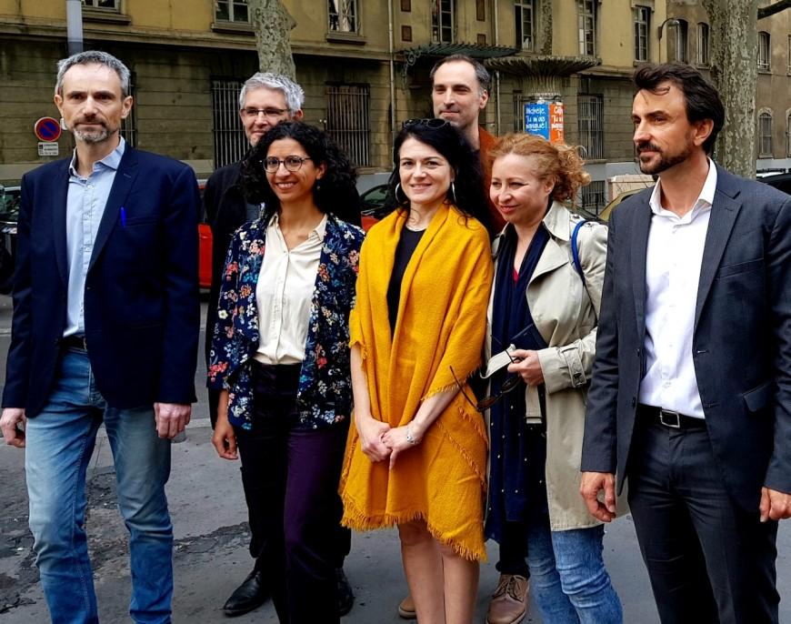 Municipales à Lyon : l'unique liste verte l'emporte dans le 1er, Yasmine Bouagga future maire