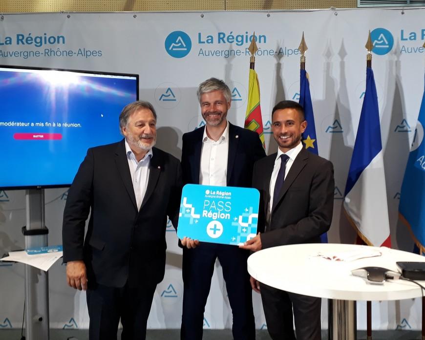 """Auvergne-Rhône-Alpes : un """"Pass Région +"""" à destination des seniors"""