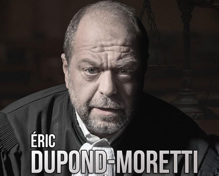 Lyon : devenu Garde des Sceaux, Eric Dupont-Moretti annule les dates de son spectacle