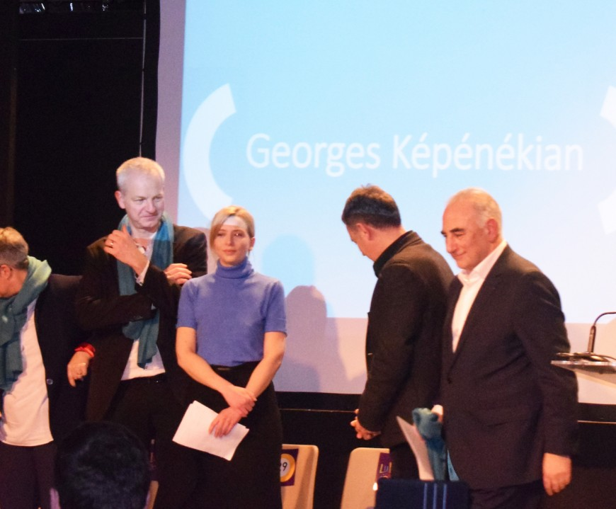 Municipales à Lyon : Georges Képénékian lance son équipe dans la bataille