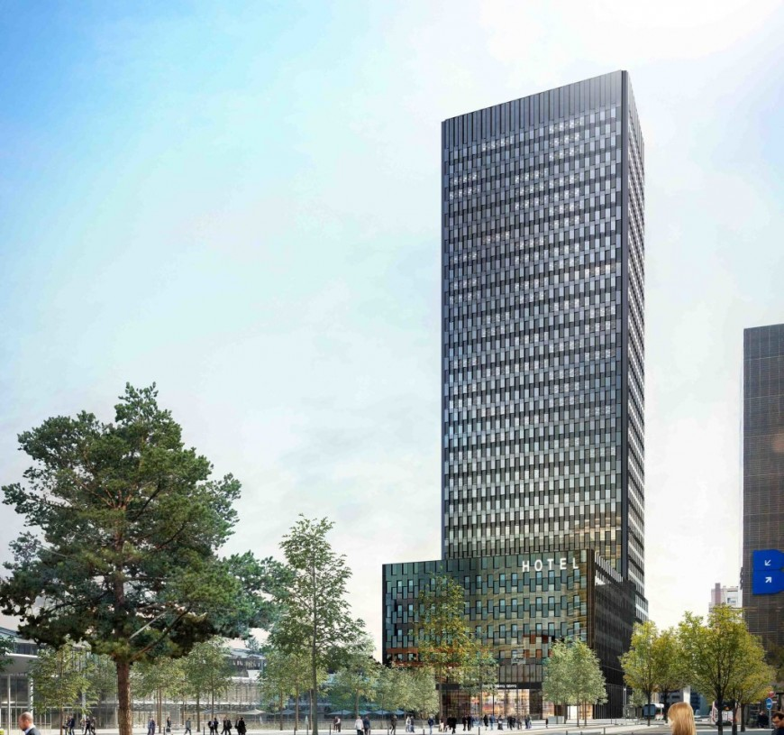 Tour Two Lyon: Vinci dépose une demande de permis de construire