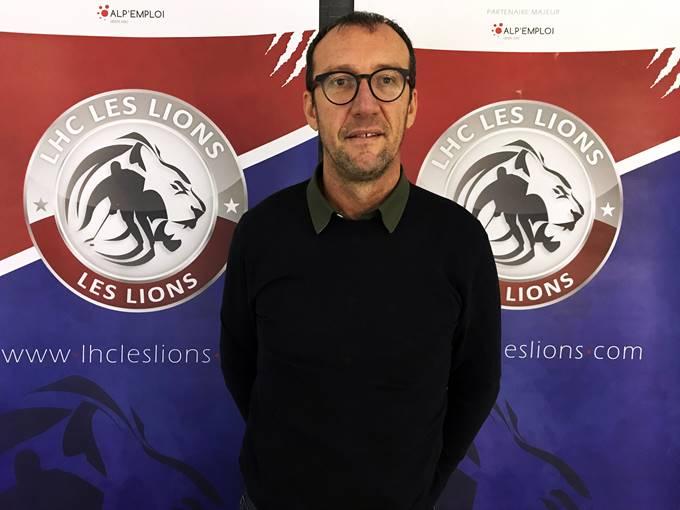 Gérald Guennelon nouveau coach du LHC dès la saison prochaine